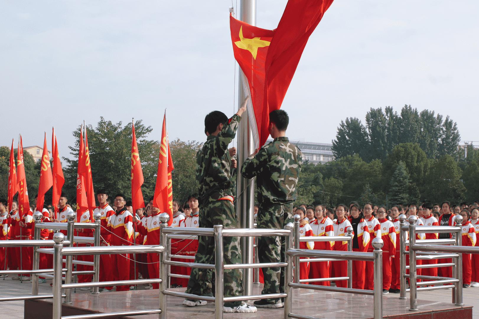 """泌阳县举行""""艰苦奋斗合些、勤俭节约""""主题教育活动"""
